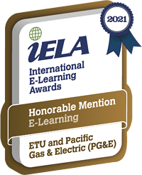 IELA Awards 2021 HM ETU and PG&E