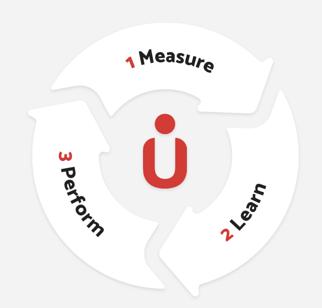 Measure-Learn-Perform