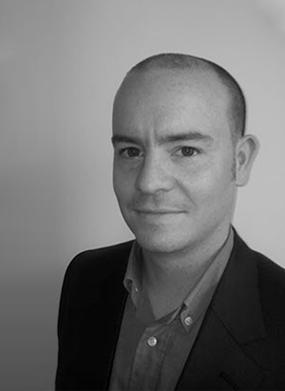 Conor Gaffney, VP of Simulation