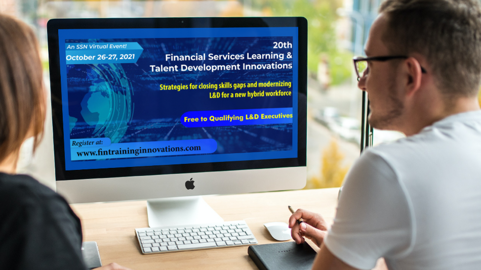 Financial Services Learning & Talent Development Innovations - Oct 2021